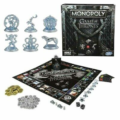 For Monopoly The Game of Thrones Board Game Adult Party Funny Cards Game Gift UK