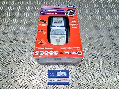 OptiMate 6 12V 5amp Battery Saving Charger, Tester & Maintainer