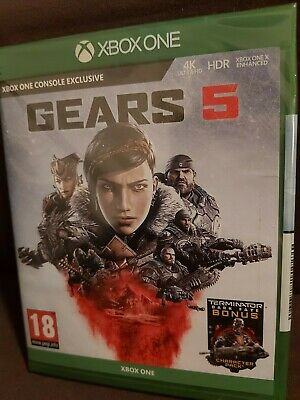 Gears 5 (Xbox One) In Stock Now New & Sealed