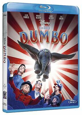 Blu Ray Dumbo (Live Action) (2019) .......NUOVO
