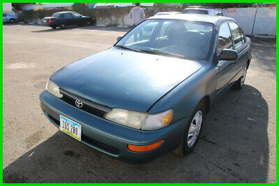 1995 Toyota Corolla DX 1995 Toyota Corolla Automatic 4 Cylinder NO RESERVE