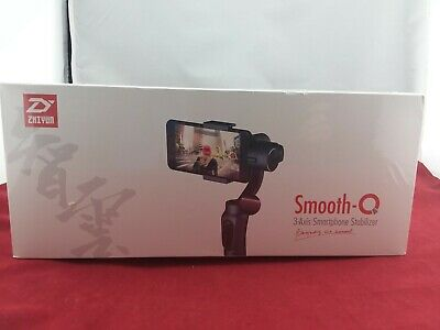 Zhiyun Smooth Q 3 Axis Handheld Smartphone Stabilizer - Jet Black NEW/SEALED