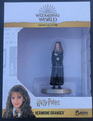 """Harry Potter Wizarding World 1/16 Scale Collectible """"Hermione""""Figurine-Eaglemoss"""