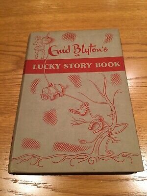 Enid Blyton's Lucky Story Book 1950's (Ideal Reminiscing Christmas Present)