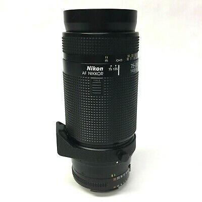 Nikon AF Nikkor 75-300mm f/4.5~5.6 Telephoto Zoom Lens