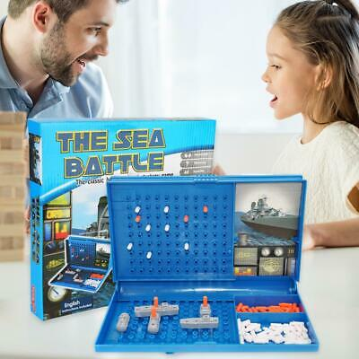 Interactive Games Kids Family Intellectual Education Puzzle Toys Sea Battle Game