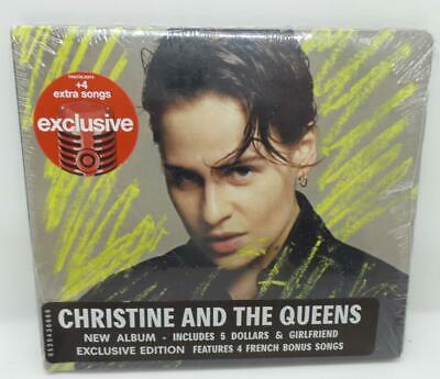 Christine and the Queens CD Target Exclusive +4 Extra Songs Limited Edition