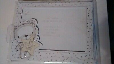 Mothercare Baby Greeting Cards Photo Frame Pack of 8