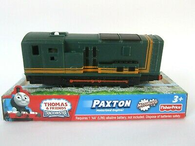 Thomas the tank engine  TRACKMASTER TRAIN  Paxton ***  *** new in box