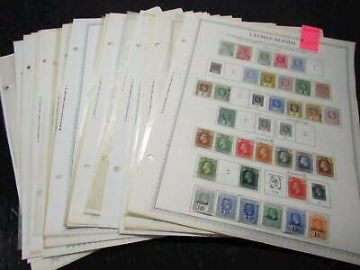 NobleSpirit No Reserve } Exquisite Cayman Islands Stamp Page Coll. = $336+ CV