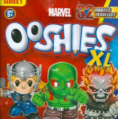 ooshies marvel xl series 1 you choose your ooshie