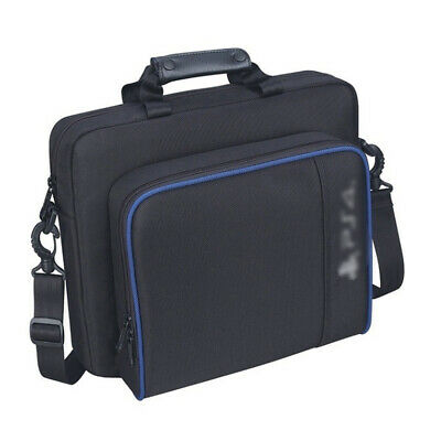 Black For PS4 Game Console Accessories Shoulder Bag Travel Carry Case Cover O1N8