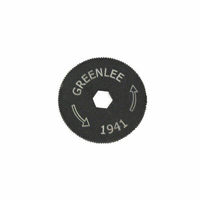 Greenlee 1941-1 Replacement Single Blade for 1940 Flexible Metal Conduit Cutter