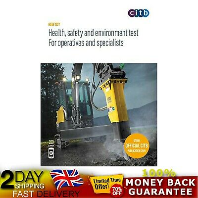 Environment Test Book Safety and Health for Specialists and Operatives Paperback