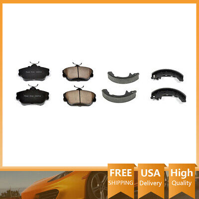 FRONT Riveted Drum Brake Shoe Fits 52-57 Buick Roadmaster