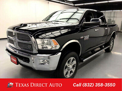 2018 Ram 2500 Lone Star Texas Direct Auto 2018 Lone Star Used 6.4L V8 16V Automatic 4WD Pickup Truck