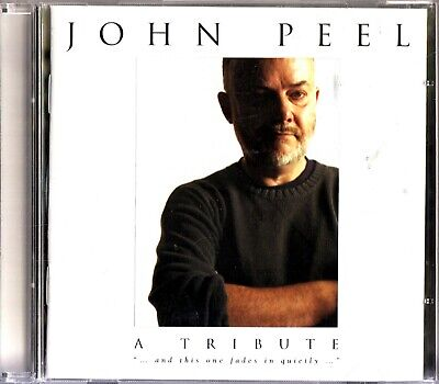 John Peel - A Tribute 2-CD (The Best of His Faves) Pink Floyd/Fall/Ramones/Faces