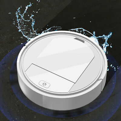 Floor Robot Vacuum Cleaner Mop Automatic Laser Distance Sensor Robotic Dry Wet