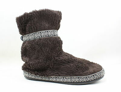 Woolrich Womens Whitecap Java Bootie Slippers Size 7