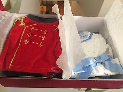 NEW*American Girl Truly Me Nutcracker Prince & Clara Outfit Set*Low#249/5000*HTF