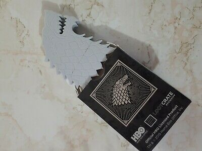 Game Of Thrones  Stark Sigil Usb 4 Gb Flash Drive Loot Crate Exclusive