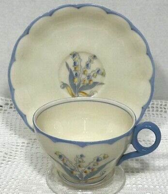 GRINDLEY Tea Cup and Saucer CREAM PETAL Too Pretty!!