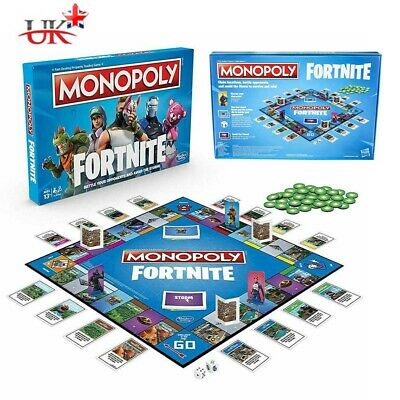 Fortnite Edition Board Game New and Sealed Family Party Board Game Fun