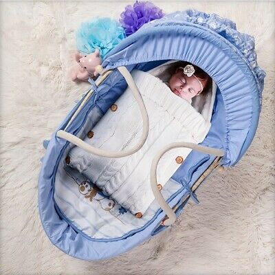 Newborn Baby Sleeping Bag Solid Color Thick Warm Strollers Knit Blanket New