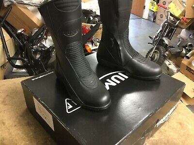 Triumph Ladies Black Kate Boots NEW Size EU 40