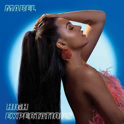 Mabel - High Expectations CD New 2019
