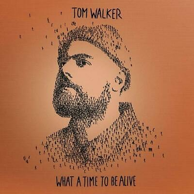 Tom Walker: What a Time to Be Alive =CD=