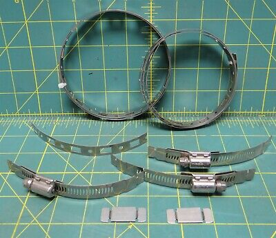 Breeze Aero Seal Make-A-Clamp Stainless Steel Hose Clamp System