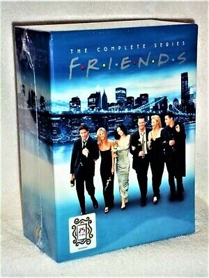Friends The Complete Series (DVD, 2019, 32-Disc, 25th Anniversary) NEW TV show