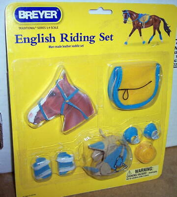 Breyer Horse Traditional English Riding  Set #2041 ( New In Package)