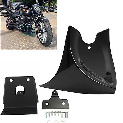 Unpainted Chin Fairing Front Spoiler Air Dam For Harley Sportster 1200 883 14-19