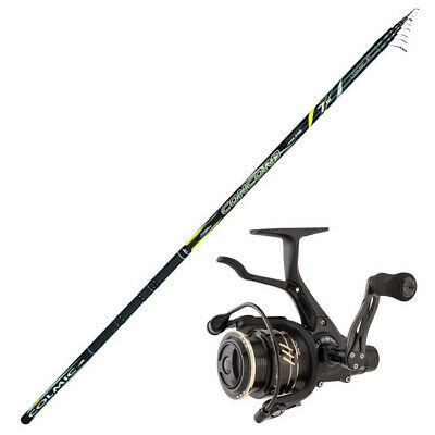 KP4378 Kit Pesca Bolognese Canna Colmic Concord 6 m Mulinello MX8 2000 RNG