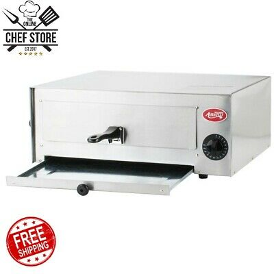Stainless Steel Pizza Oven Electric Commercial Kitchen Countertop Toaster Oven