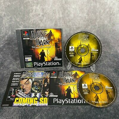 Nightmare Creatures Ps1 Complete Sony Playstation Rare Survival