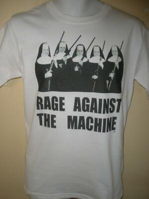 Rage Against The Machine- Nuns With Guns T-Shirt Rock  All Sizes!