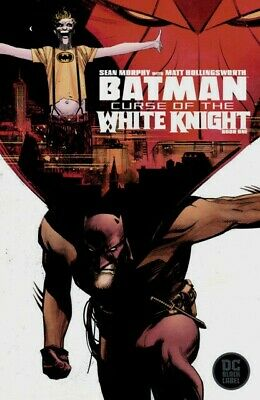 BATMAN CURSE OF THE WHITE KNIGHT #5 VARIANT DC COMICS OCT190508