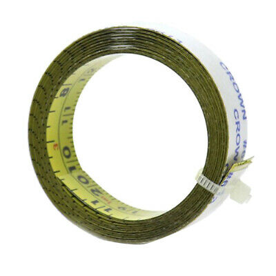 Adhesive table sticky measuring Tape Ruler METRIC MM read 0 cm to 95 cm x 20time