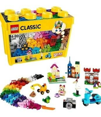 Lego Classic 10698 Large Creative Brick Box *BRAND NEW & SEALED*