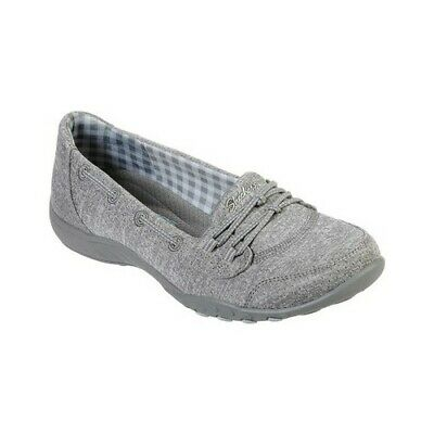 NEW! SKECHERS WOMEN'S BREATHE EASY OUR SONG Relaxed Shoes
