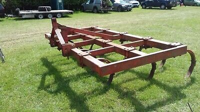 David Brown Cultivator Points x9items 2inch wide approx 1 1//2 inch hole centres