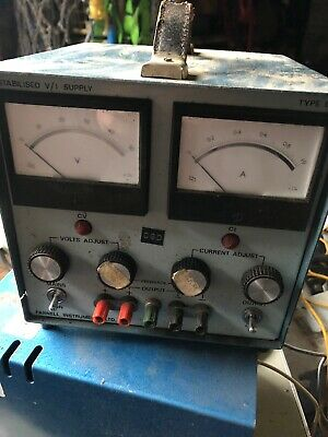 Farnell high voltage power supply 50 VOLTS