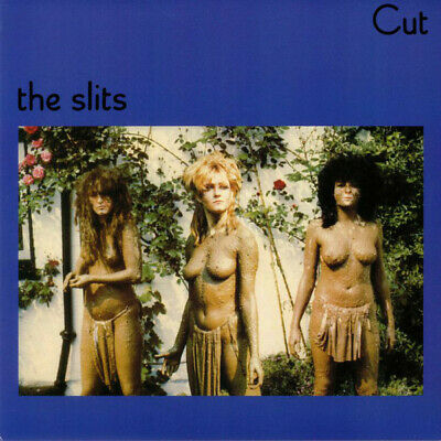 SLITS Cut UK LP 2019 180g mint sealed vinyl includes Grapevine bonus track