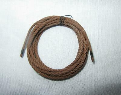 Miniature Dollhouse 1:12 Scale Coiled Rope - Sir Thomas Thumb - 765