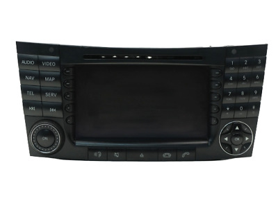 Navigation Mercedes-Benz E W211 A2118272442 A2118270157