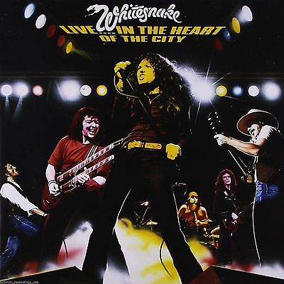 WHITESNAKE - Live In The Heart Of The City - Remastered - 2 CD