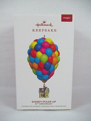 Hallmark 2019 UP 10th Anniversary Magic Ornament Disney/Pixar Up Movie